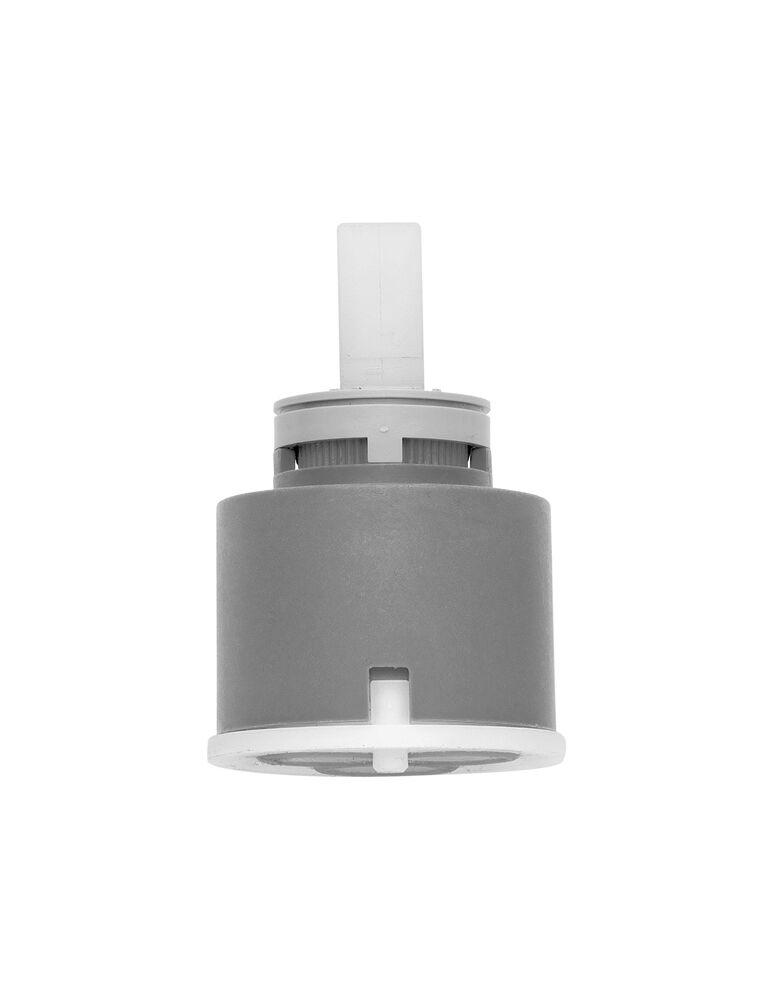 Gaia Mobili - accessori rubinetteria - complementi - rubinetteria - RB19602+RB19603 - Cartuccia Ø 35 asta PVC