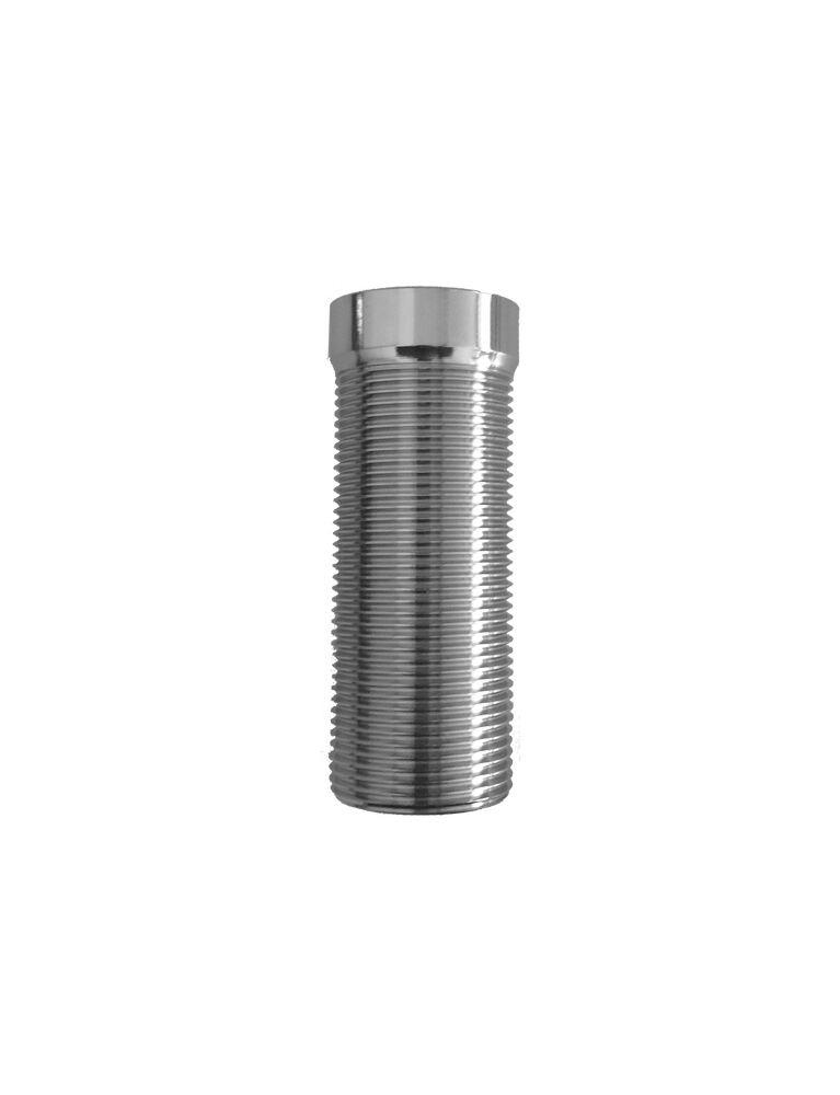 """Gaia Mobili - accessori rubinetteria - complementi - rubinetteria - RA34050 - Prolunga 90 mm per piletta lavabo 1"""" 1/4"""