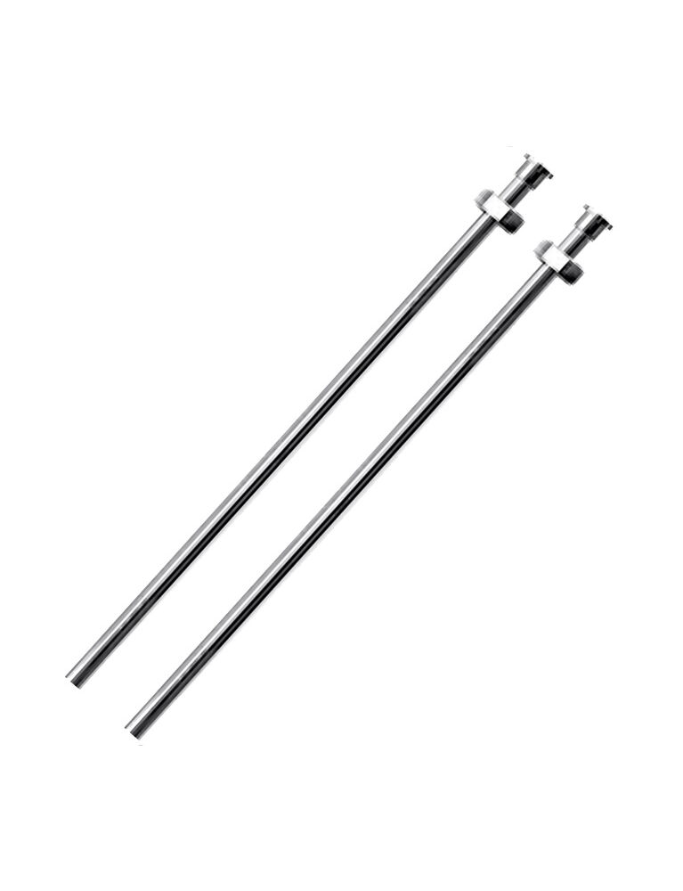 """Gaia Mobili - accessori rubinetteria - complementi - rubinetteria - RA382104 - Coppia di tubetti rame 10x1x1/2"""""""