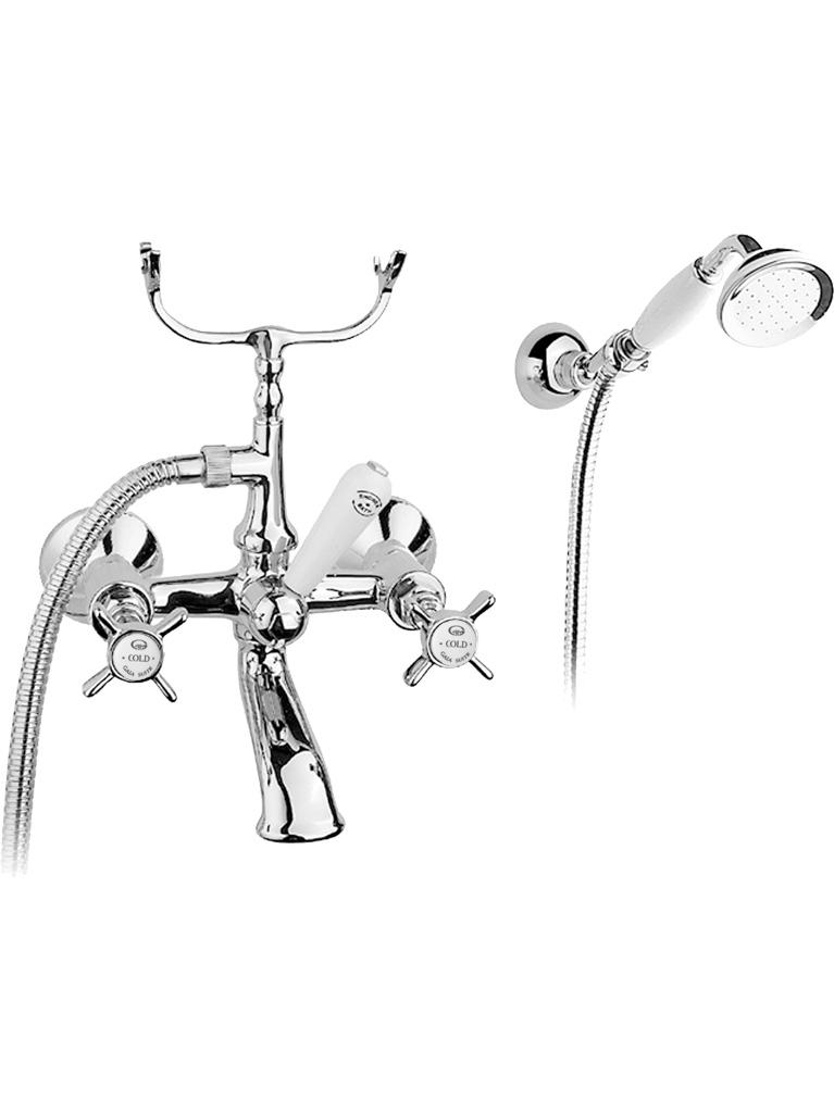 Gaia Mobili - complementi - rubinetteria - Victoria - RN502 - Gruppo vasca esterno