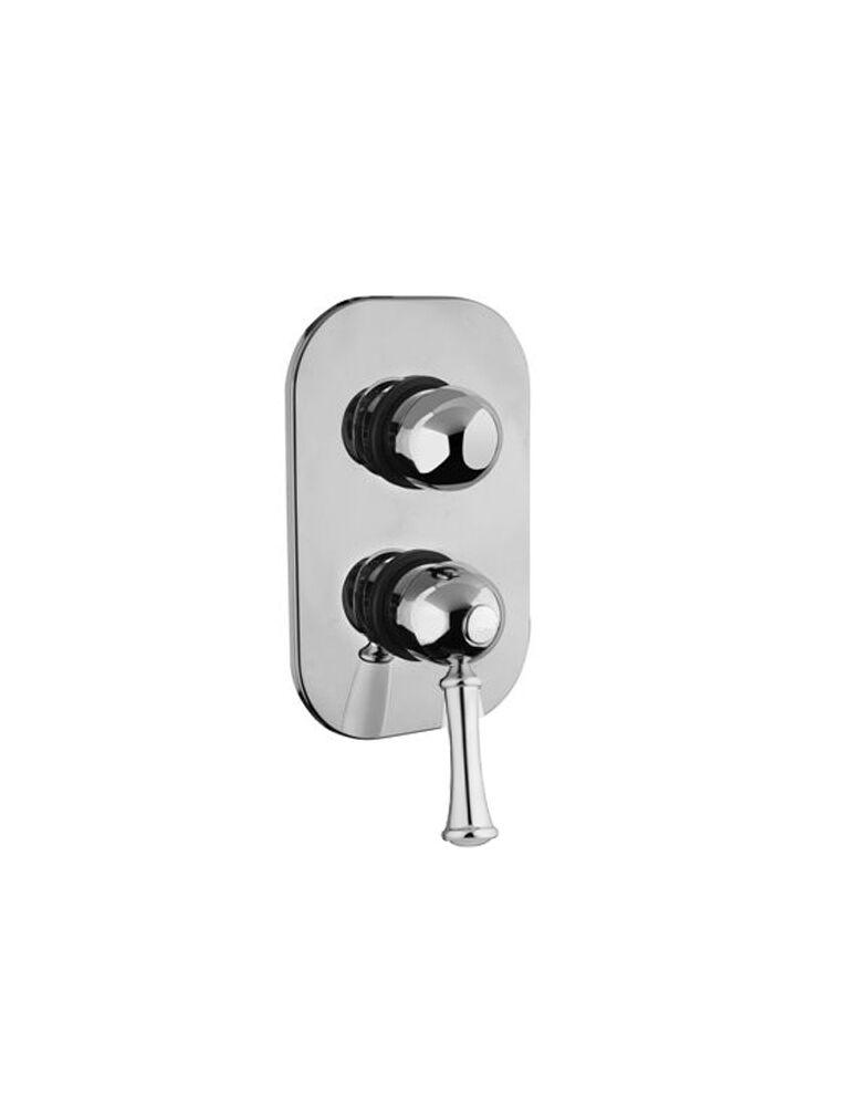 Gaia Mobili - Aston - complementi - rubinetteria - RB6431 - Monocomando doccia incasso con deviatore 3 uscite