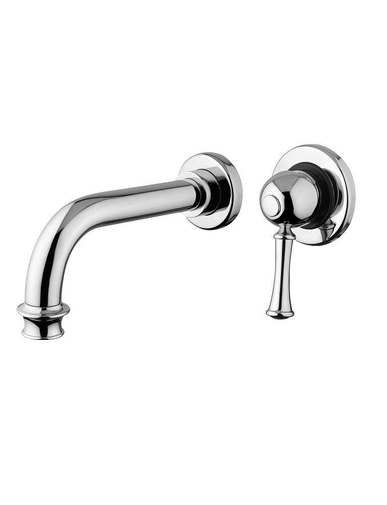 Gaia Mobili - complementi - Aston - rubinetteria - RB6445 - Monocomando lavabo a parete
