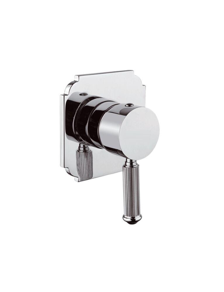 Gaia Mobili - complementi - mobili - new style - Colonna Loft - colonna in tessuto e noce canaletto