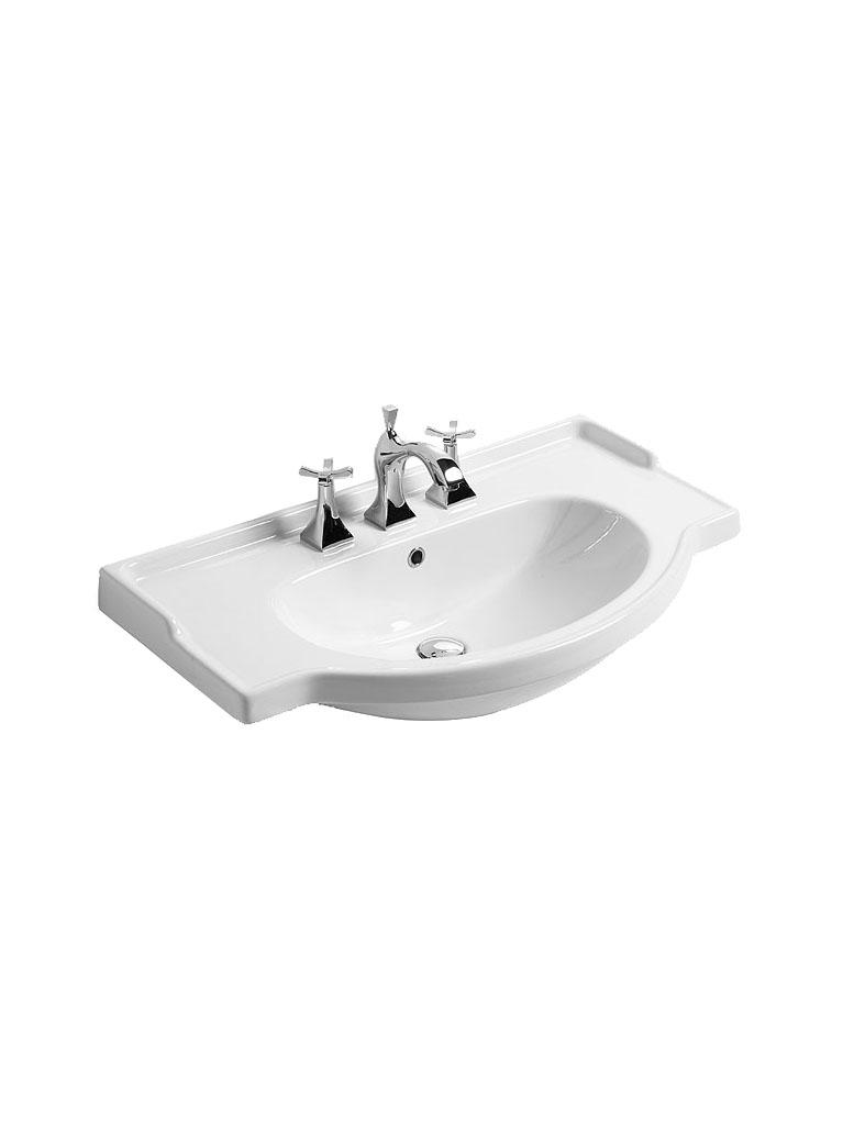 Gaia Mobili - complementi - lavabi - lavabi ceramica - AMER86 - lavabo in ceramica