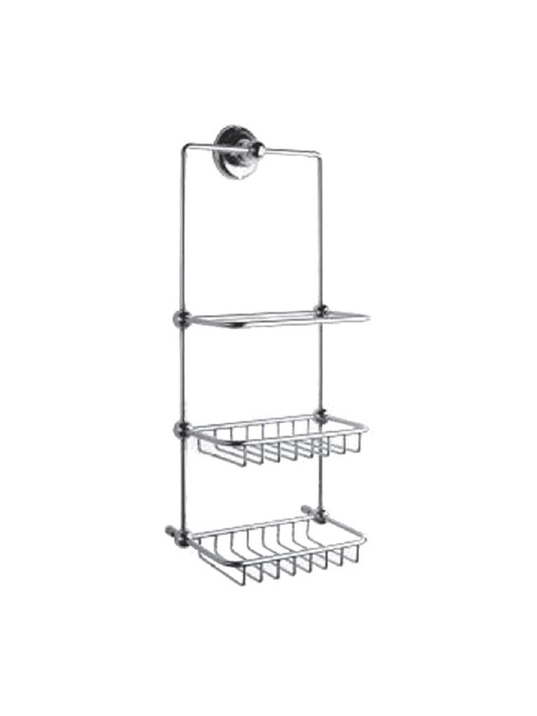 Gaia mobili - accessori - accessori vari - box doccia - complementi - AMLN20 - Porta oggetti doccia Lincoln