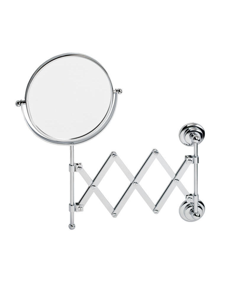 Gaia mobili - collection - accessories - various accessories - AMRG15 - Extensible magnifying mirror