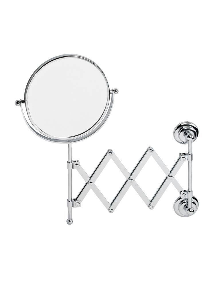 Gaia Mobili - accessori - accessori vari - complementi - AMRG15 - Specchio estensibile ingranditore Regent