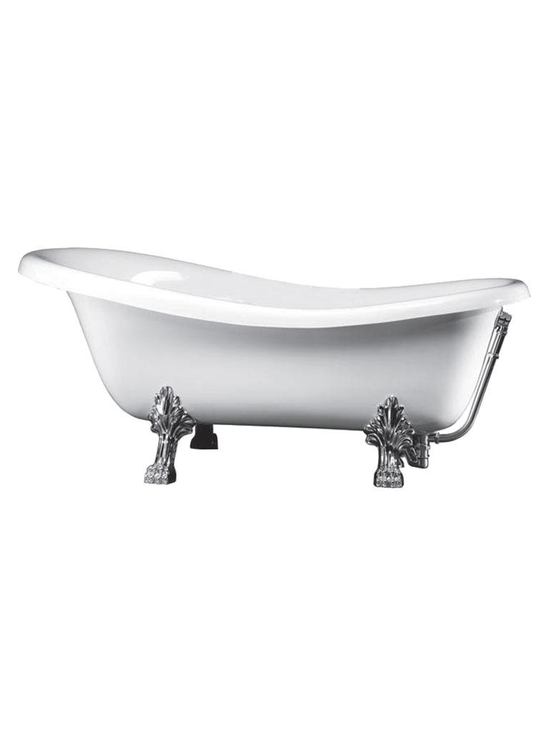 Gaia mobili - complementi - vasche - Camilla - Vasca in marmoresina