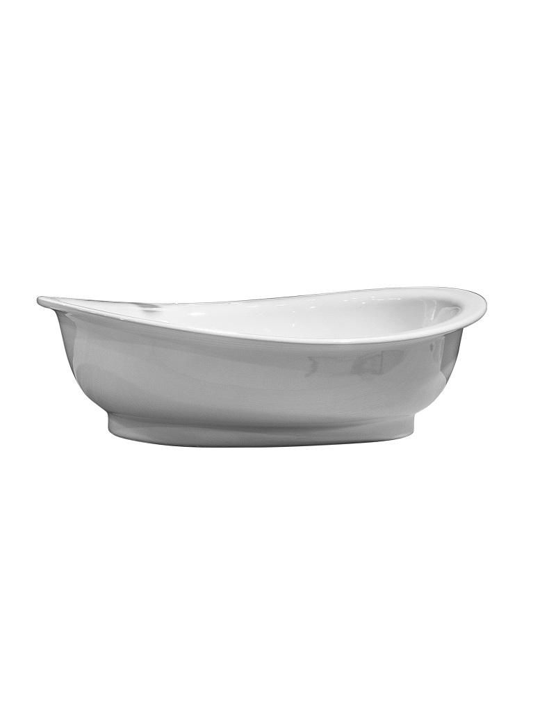 Gaia Mobili - complementi - lavabi - lavabi ceramica - CASUAL - lavabo in ceramica da appoggio