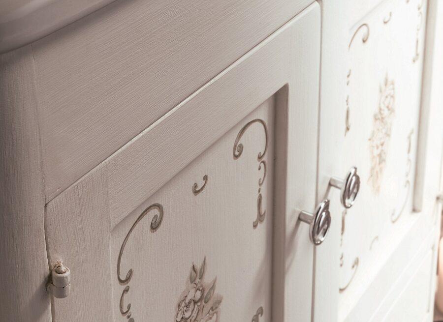 Gaia Mobili - complementi - Classic - mobili - Cipro - Mobile decorato a mano