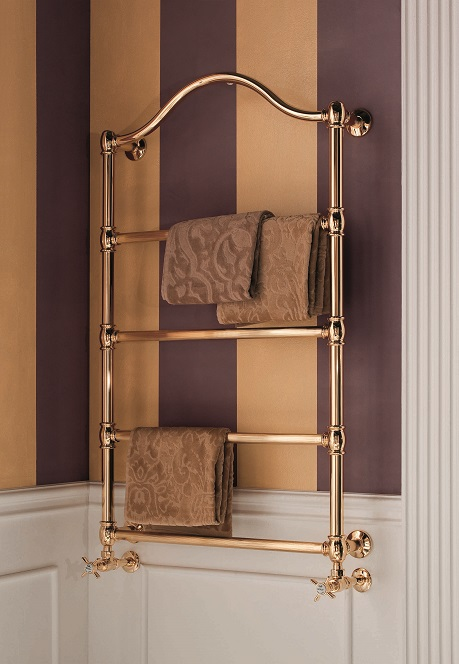 Gaia mobili - collection - heated towel rails - Colonial - Hydraulic radiator TMCO00 / Electric TMCO05