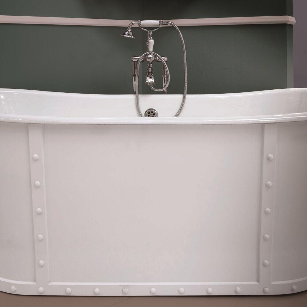 Gaia mobili - complementi - vasche - Eiffel - Vasca in ghisa