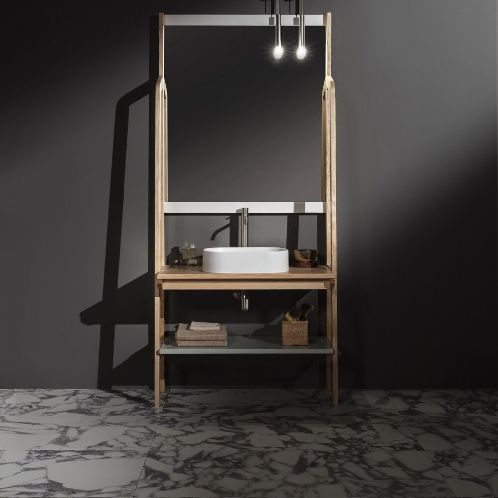 Gaia Mobili - complementi - mobili - studio - area 1 - 115x50