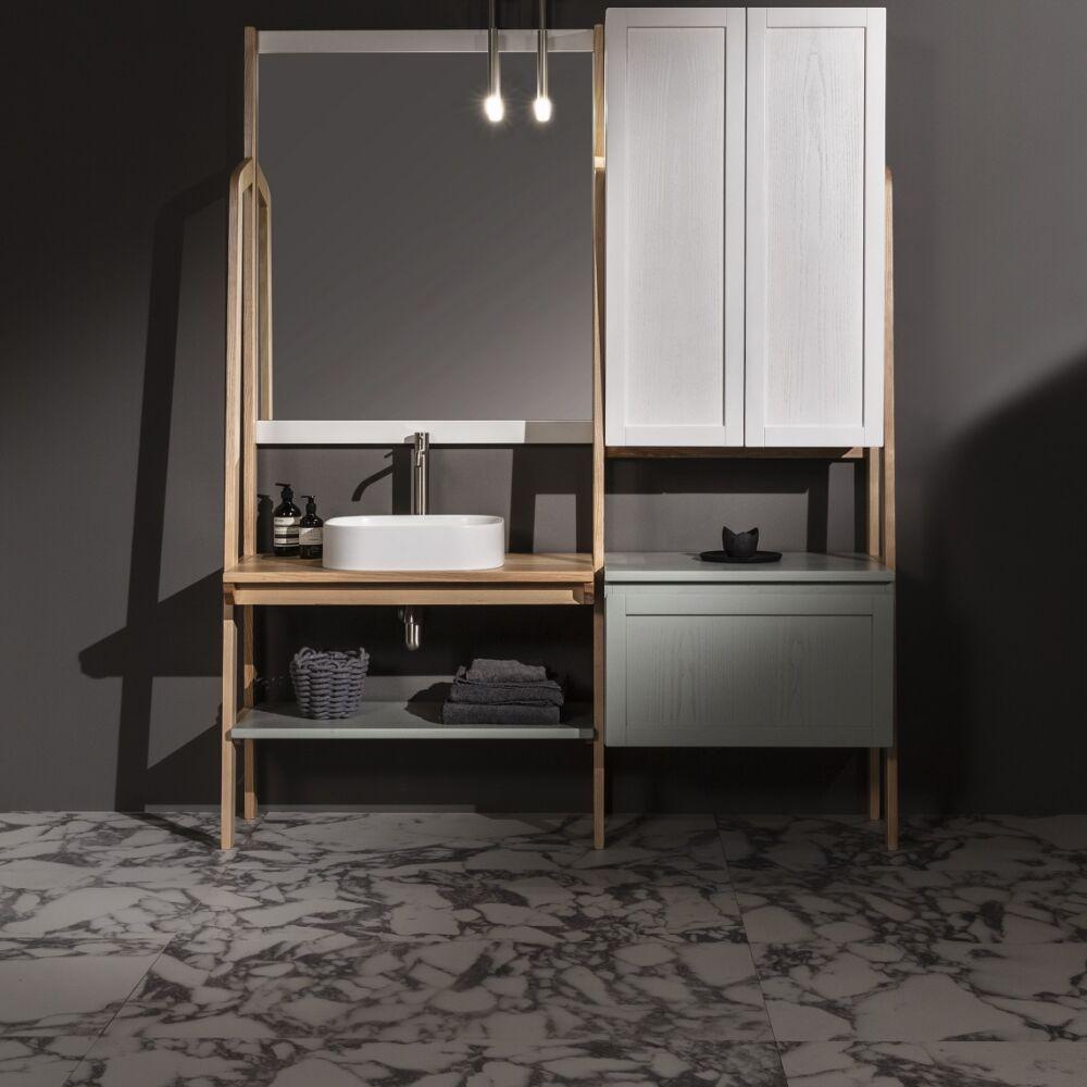 Gaia Mobili - complementi - mobili - studio - area 3 - 167,5x50