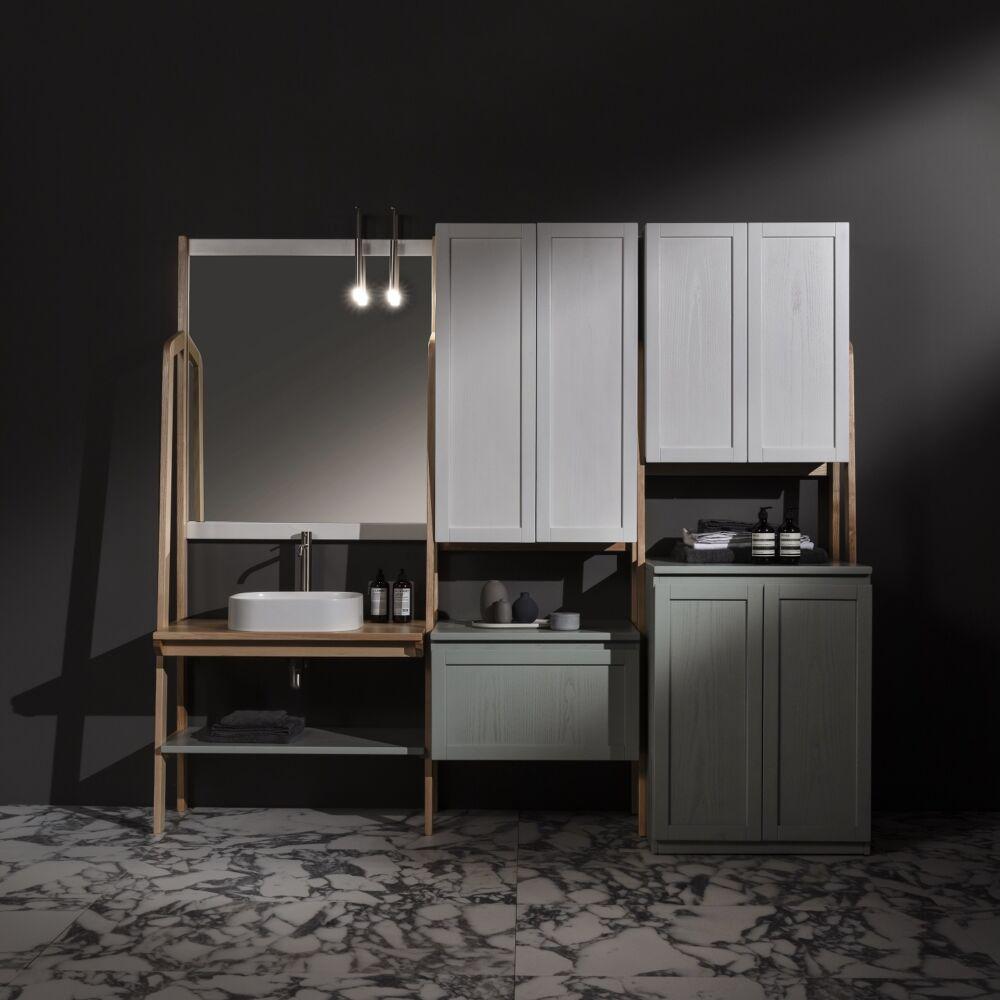Gaia Mobili - complementi - mobili - studio - area 4 - 240x50