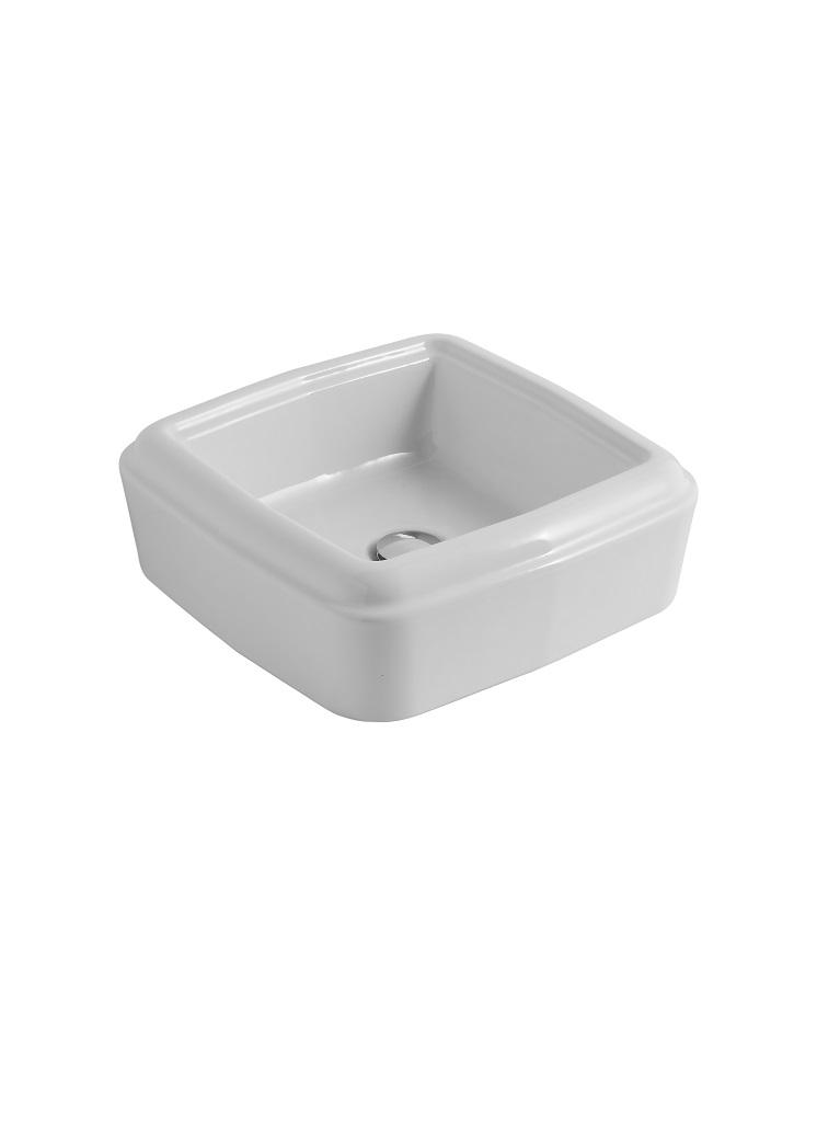 Gaia Mobili - complementi - lavabi - lavabi ceramica - sanitari - GREASE1 - Lavabo in appoggio