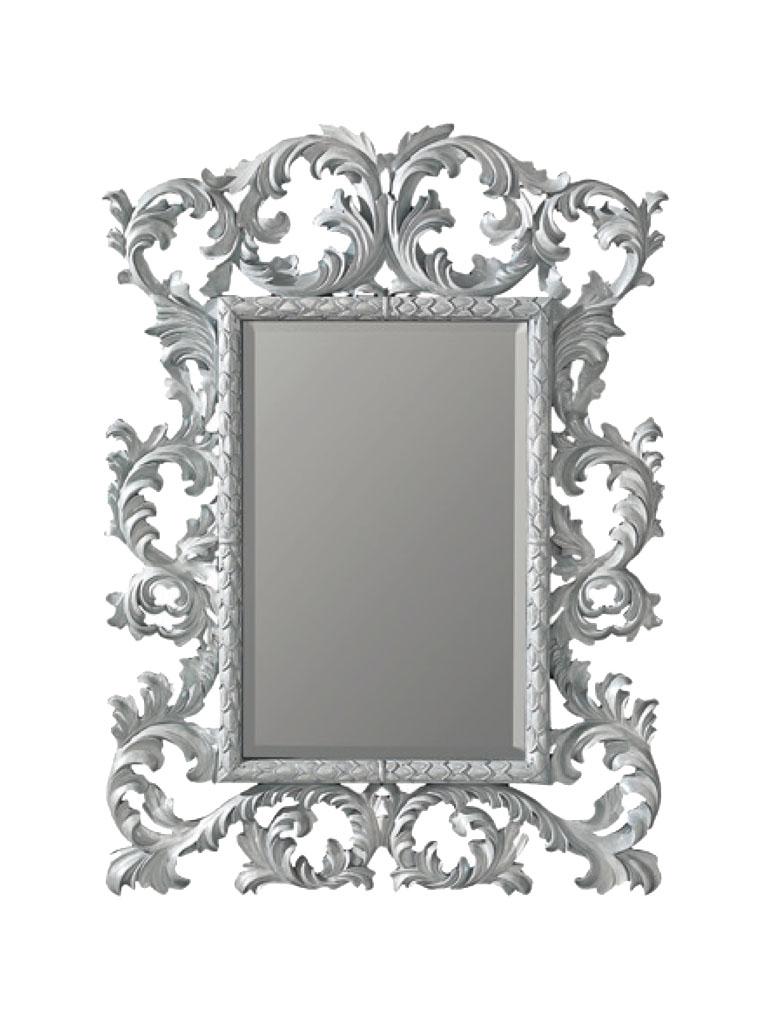 Gaia Mobili - complementi - specchiere - Jeremy - Specchio Decorata a mano