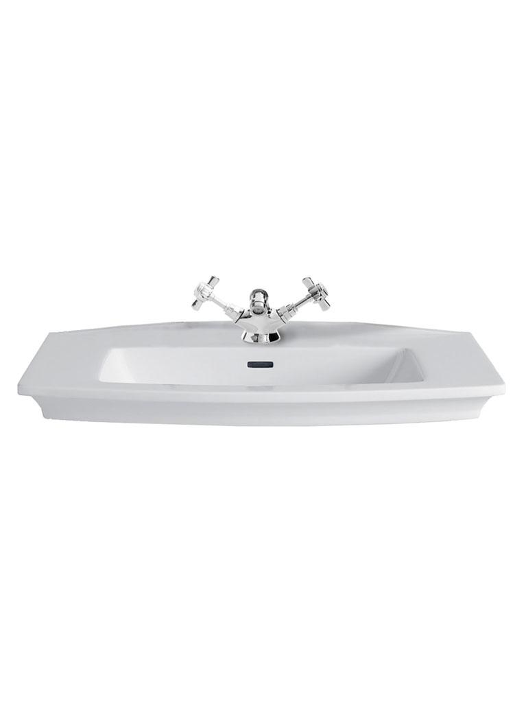 Gaia Mobili - complementi - lavabi - lavabi ceramica - LAVAB65H - lavabo in ceramica