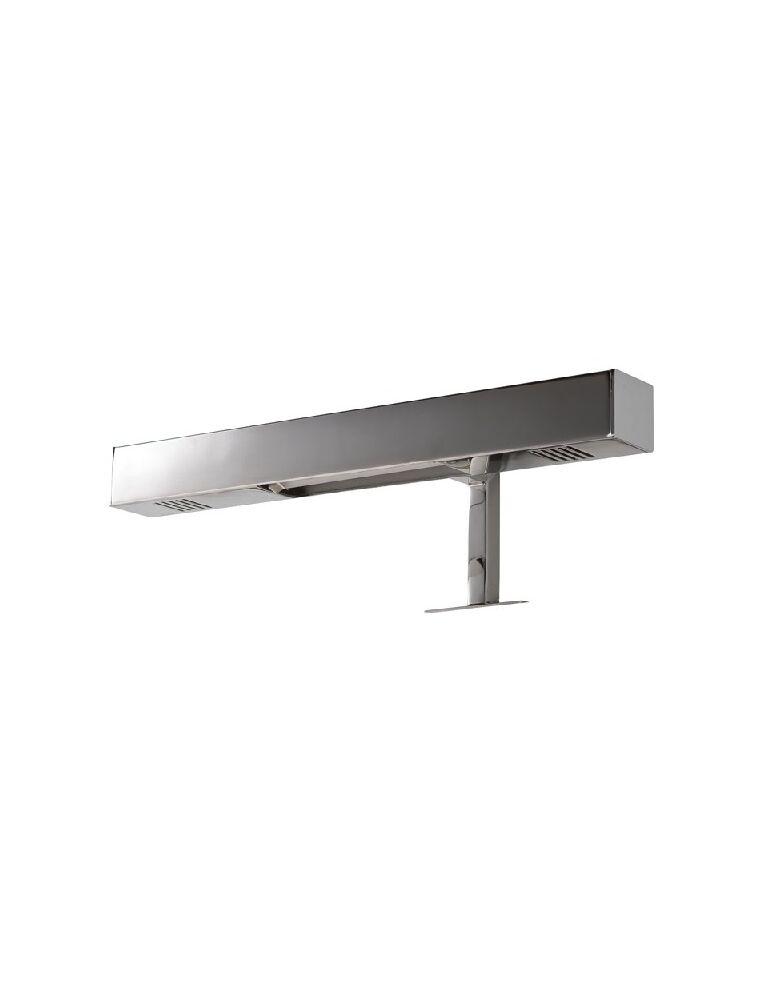LEGGIO10 Minima - lampada a sezione squadrata