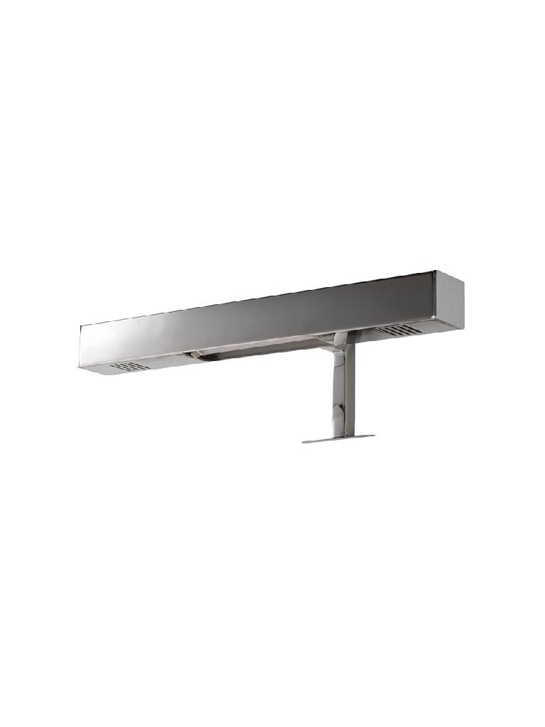 Gaia Mobili - complementi - illuminazione - LEGGIO10 Minima - lampada a sezione squadrata