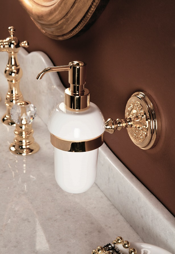 Gaia Mobili - accessori - complementi - Lexington - AMLE05 - Porta dispenser