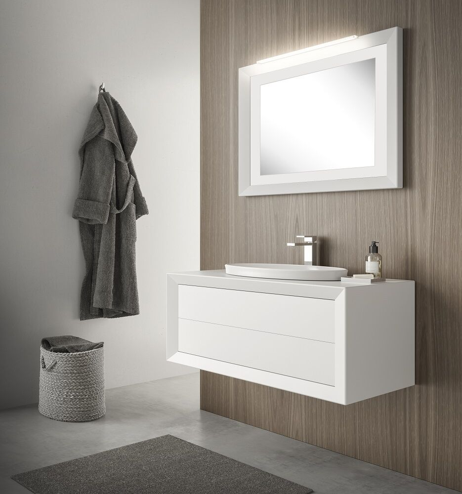 Gaia Mobili - complementi – contemporary – mobili - lnea - lavabo in resina
