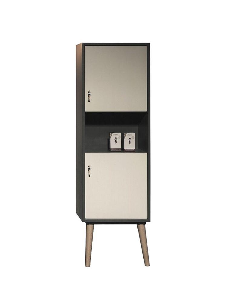 Gaia Mobili - complementi - mobili - new style - colonna modì - 50x33x163h cm