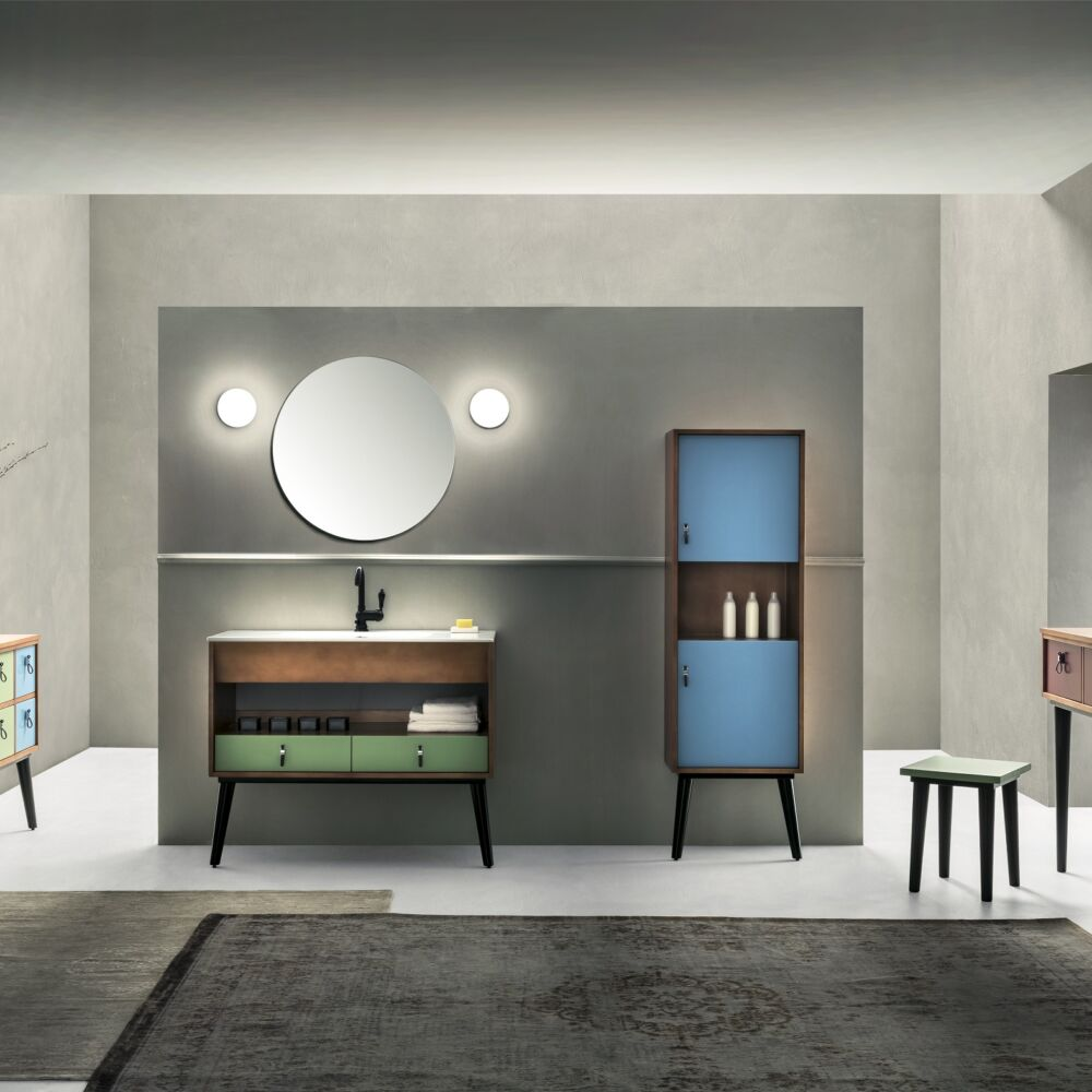 Gaia Mobili - complementi - mobili - new style - madia modì - cm 106x45x81h