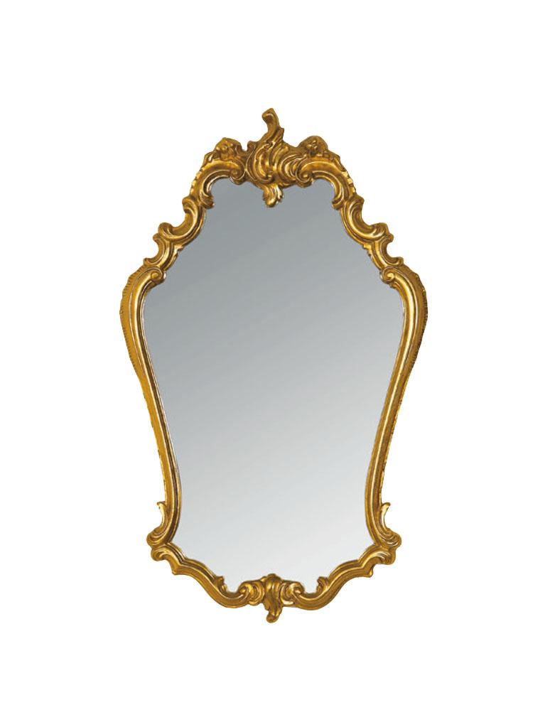 Gaia Mobili - complementi - specchiere - Molise - 57x95 Specchio foglia oro