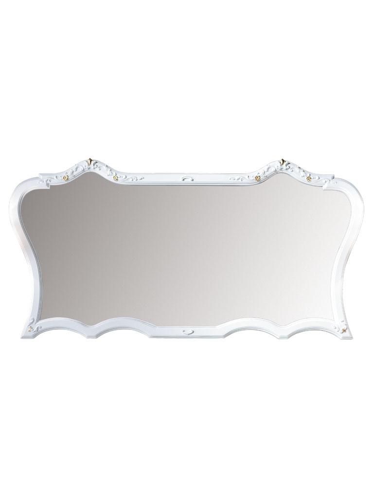 Gaia Mobili - complementi - specchiere - Monet - 179x90 Specchion finitura laccato opaca e Foglia Oro