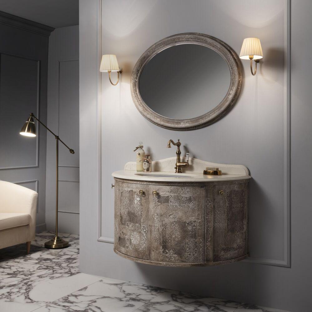 Gaia Mobili - complementi - luxury - mobili - moon - 110x56