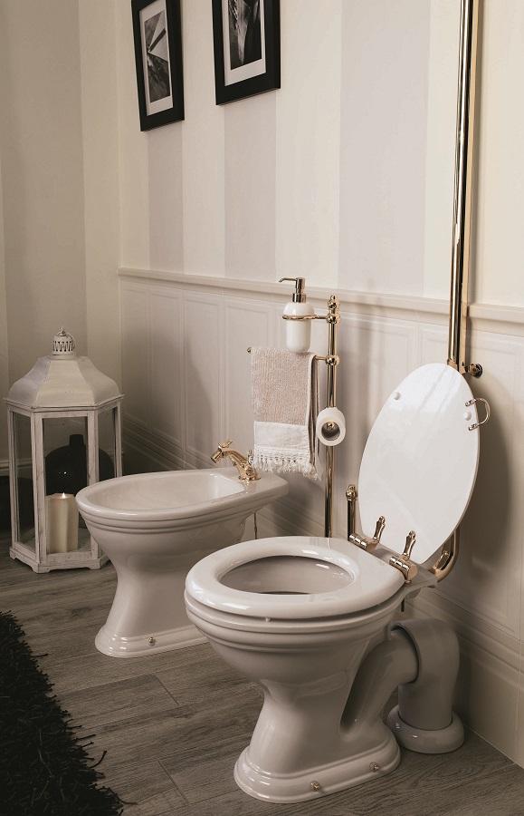Gaia Mobili - complementi - Oxford - sanitari - PHOX01 - Vaso in ceramica