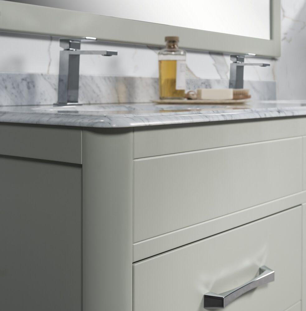 Gaia Mobili - classic - complementi - mobili - lela - lavabo in ceramica con top in marmo