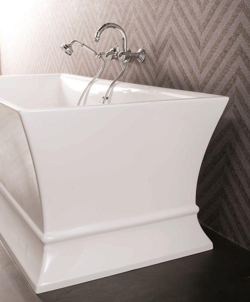 Gaia mobili - complementi - vasche - Austin - Vasca in acrilico Austin VTA5000