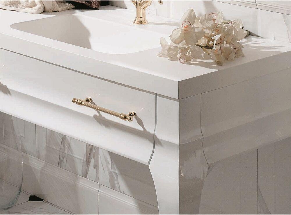Gaia Mobili - complementi - New Style - mobili - Elfi - Mobile in finitura laccato lucido RAL 9003