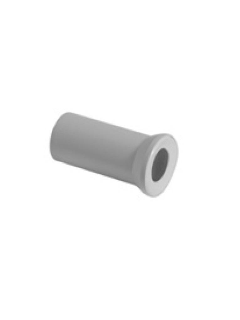 Gaia Mobili - accessori sanitari - complementi - sanitari - PG076W - Raccordo in PVC scarico a parete