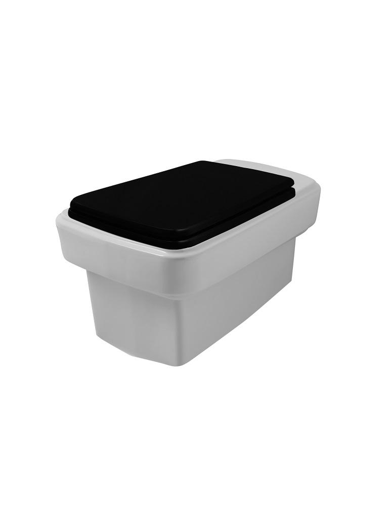 Gaia Mobili - complementi - sanitari - Stone - PHST11 Vaso - Stone Vaso sospeso in ceramica