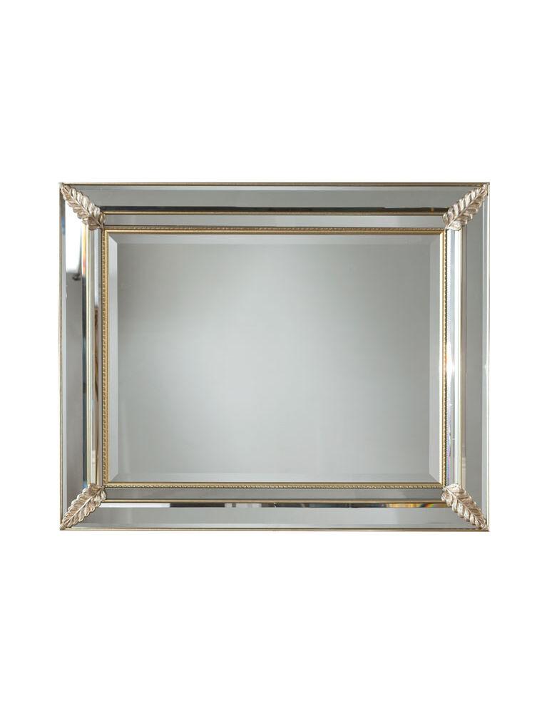 Pigalle cm 103x82 Legno rivestito in specchio bisellato