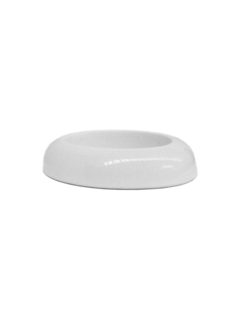 Gaia Mobili - accessori sanitari - complementi - sanitari - PL01C - Rosone in ceramica per scarico