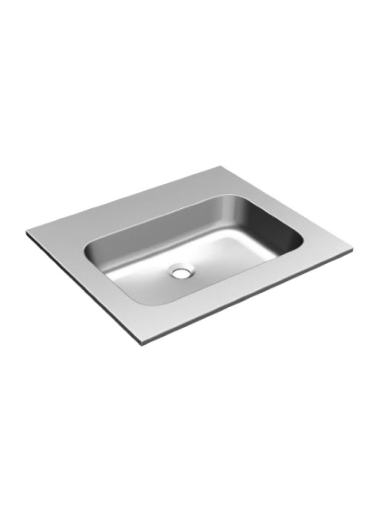 Gaia Mobili - complementi - lavabi - lavabi resina - PLANA121 - lavabo in resina