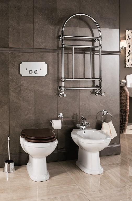 Gaia Mobili - complementi - Pompei - sanitari - PHPM03 - Bidet in ceramica