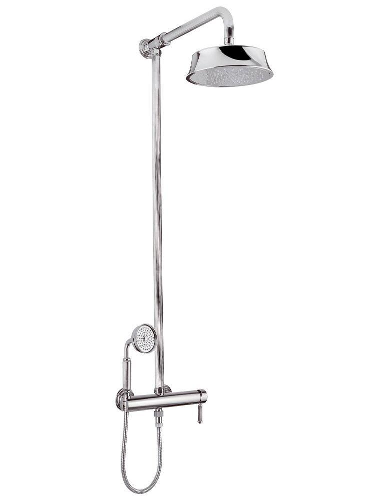 Gaia Mobili - complementi - olympia - rubinetteria - RB8542 - Olympia colonna doccia completa con soffione 215 mm