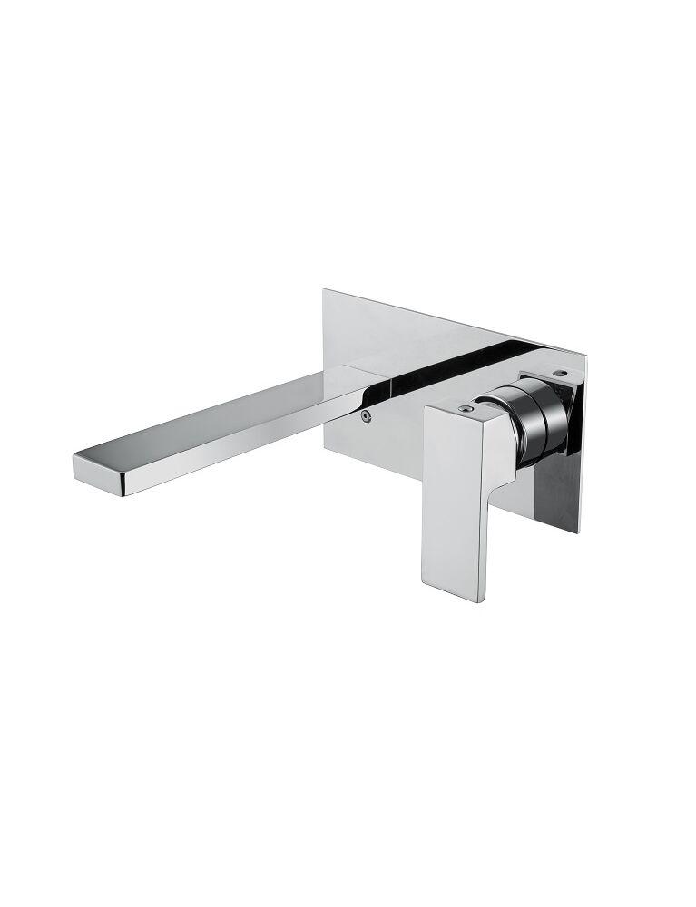Gaia Mobili - complementi - jet - rubinetteria - RB9143 - Jet Monocomando lavabo a parete
