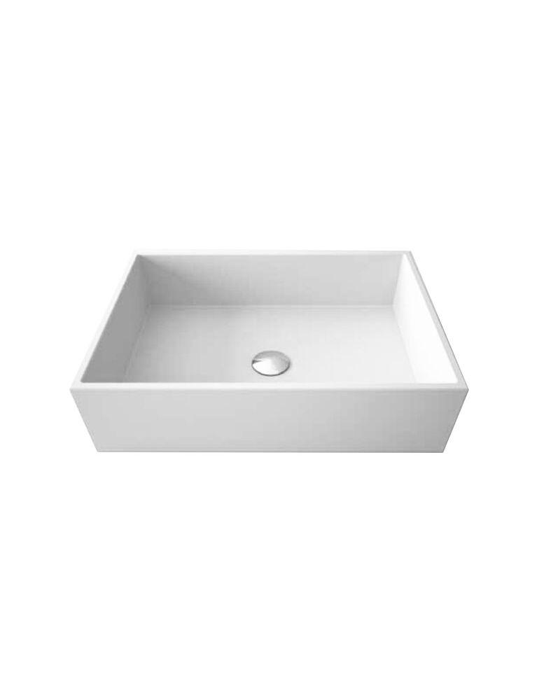 Gaia Mobili - complementi - lavabi - lavabi resina - RESINA3 - lavabo in resina da appoggio