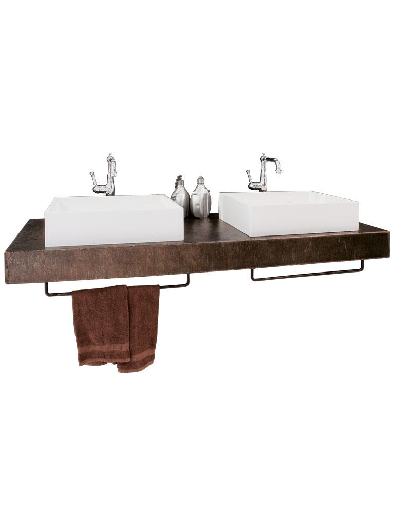 Gaia Mobili - collection - furniture - Industrial - Ruggine 1