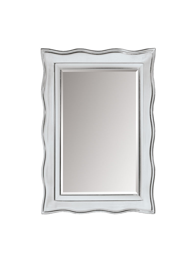 Gaia Mobili - complementi - specchiere - Sicilia - 71x91 specchio con foglia argento