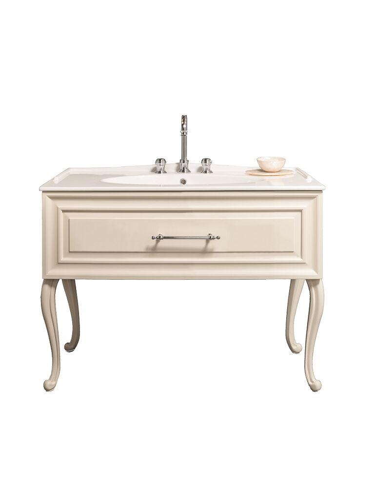 Gaia Mobili - collection - furniture - contemporary - Sinergia - lavabo in ceramica con mobile