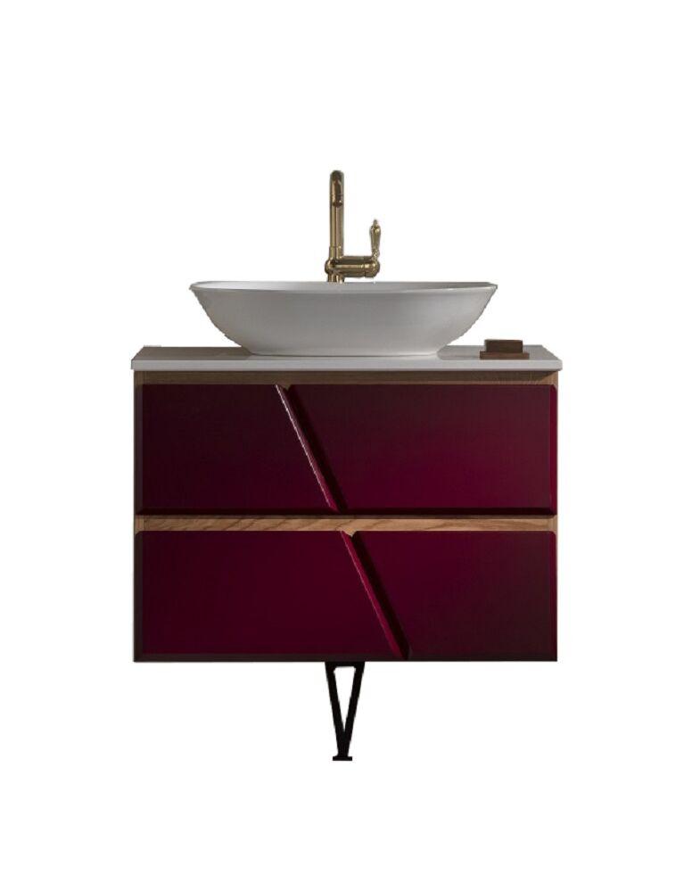 Gaia Mobili-Collection-Furniture-Studio-Standing -lavabo in appogio