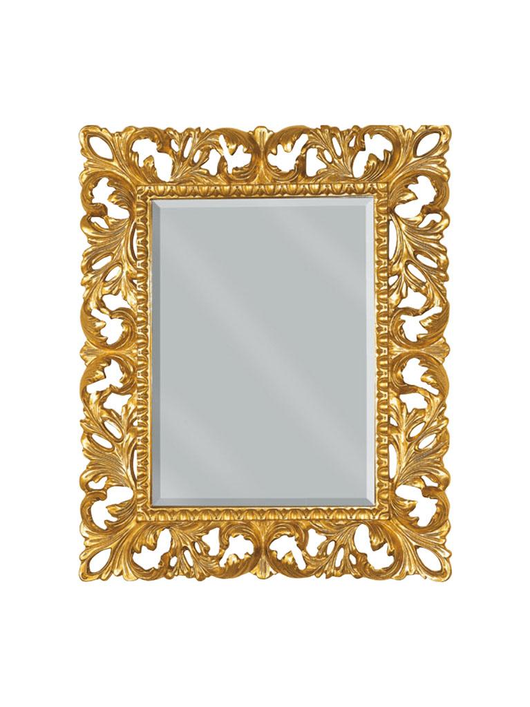 Gaia Mobili - complementi - specchiere - Umbria - Specchio Foglia Oro