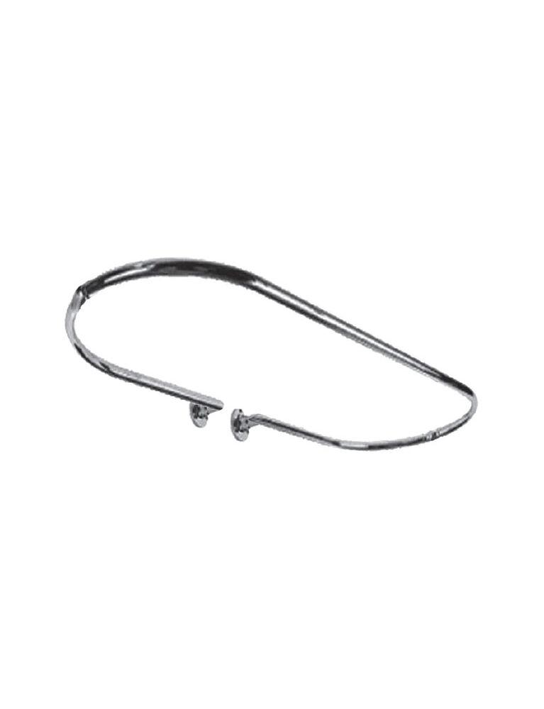 Gaia Mobili - accessori - accessori vari - complementi - vasche - VMPT115 - Lincoln Porta tenda 115x75 cm